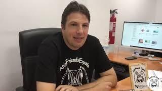 Entrevista a nuestras instalaciones de Anthouse.es por el equipo de Ants Friends España