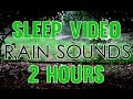 Rain And Thunder Sounds 2 Hours High Quality Hd 1080p video