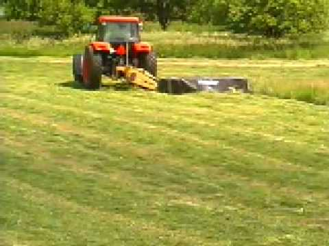 40 Series, 3 Point Disc Mower | Vermeer Agriculture Equipment
