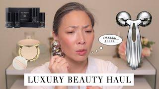 LUXURY BEAUTY HAUL - ReFa | Gucci | Retrouve