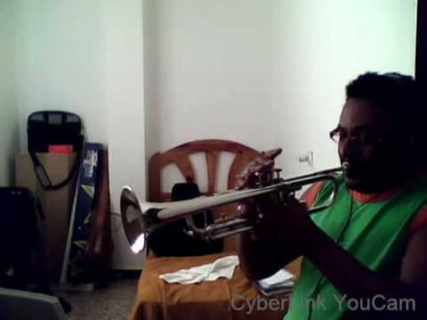 improvisasion en la trompeta BLUES EN FA TONO CONCIERTO MICKI GEwmv
