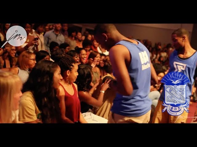 #KnuckIfYouBuckStrollOff: Phi Beta Sigma Fraternity, Inc. at University of Texas San Antonio
