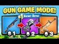 *NEW* GUN GAME MODE in Fortnite Battle Royale