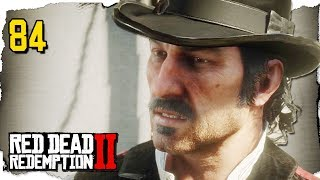 Let's Play Red Dead Redemption 2 Part 84 - Our Best Selves [Blind PS4 Gameplay]