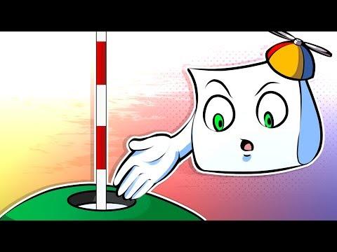 BEST Mini Golf TROLLING Map! - Golf it (Funny Moments)