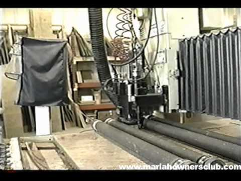 Mariah Boats Factory Tour - 2000 Promotional Video