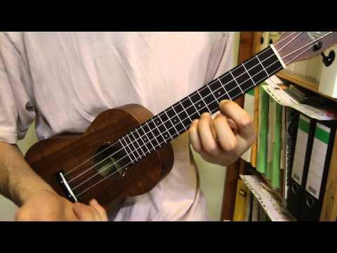 Cours de ukulélé - Apprendre les notes (49/65) Fa aigu - Bella ciao