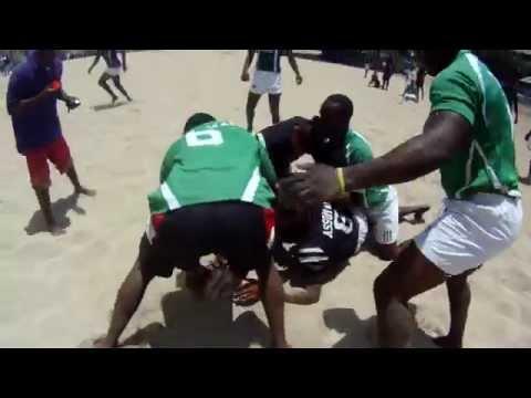 Cabo Verde Santiago Tarrafal Sports Session Take 1 Trailer