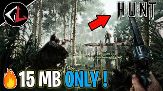 🔥Hunt Showdown Pc Game Highly Compressed In 15 MB Only !! Real And Working !!😘😍 Must Watch...