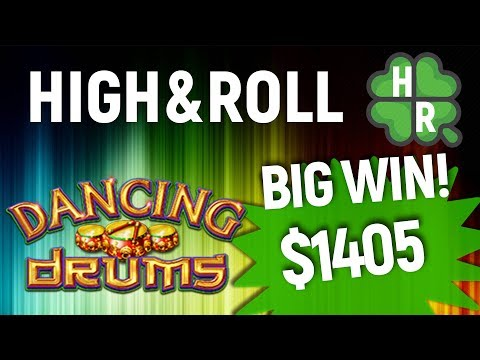 Play Dancing Drums Slot Machine Online (SG) Free Bonus Game - 동영상