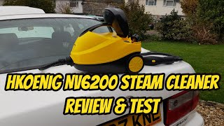 HKoenig NV6200 Steam Cleaner -…