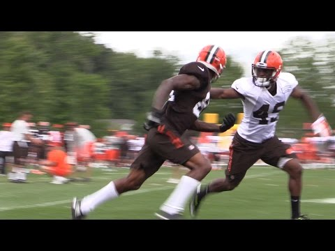 A day in the life of the Cleveland Browns defense (video)