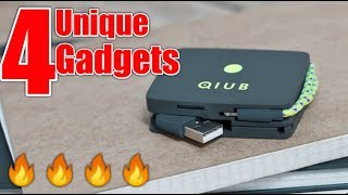 4 Awesome Hi-Tech Futuristic Cool GADGETS On AMAZON ✅ NEW INVENTION gadgets