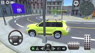 Offroad Cruiser Simulator #1 - Fun SUV Free City Drive Android GamePlay