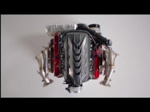 2020 Corvette: Engine and Dry-Sump Oil | Chevrolet