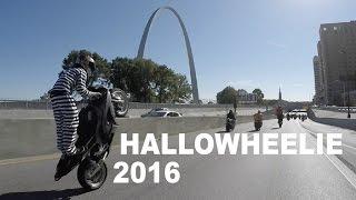 HALLOWHEELIE 2016 St. Louis, MO