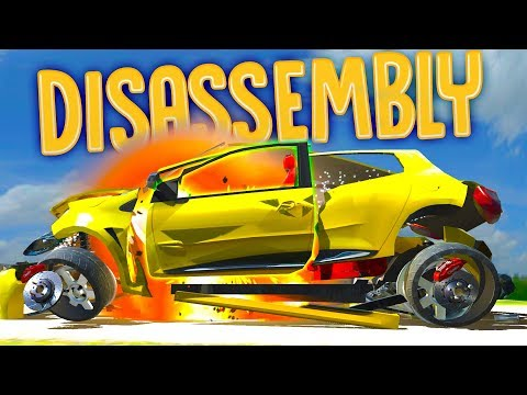 View Car Disassembly