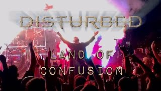Land of Confusion - Disturbed - Vancouver 2016
