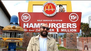 15 Cent'e Hamburger Satan McDonald's: Amerika'nın İlk McDonald's Restoranı - The Founder