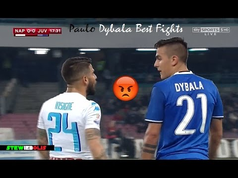 Thumbnail: Paulo Dybala ● Best Fights & Angry Moments Ever! ● 1080i HD #Dybala #Juventus