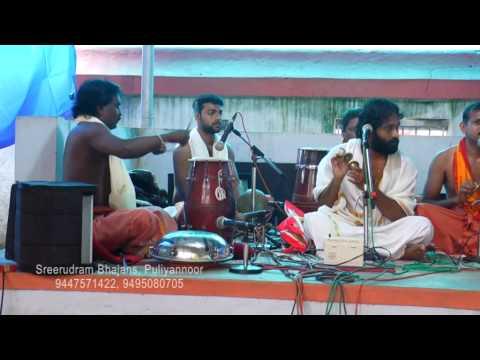 Sreerudram Bhajans Puliyannoor _1