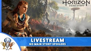 Horizon zero dawn walkthrough - no main story spoilers (side quests, activities & shenanigans)