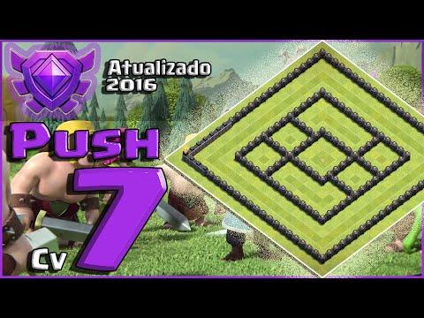 Layout de Push Cv7 Atualizado
