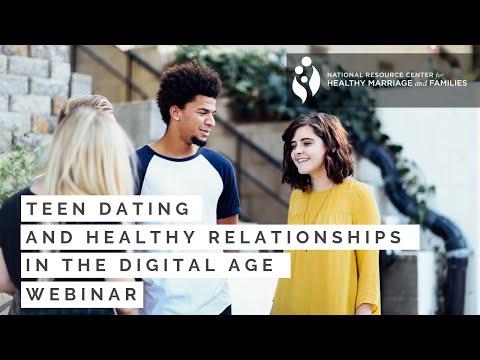 Teen Dating & Healthy Relationships in the Digital Age Webinar