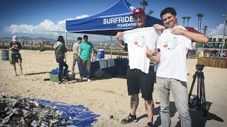 Чистим Venice Beach от мусора, обзор Infiniti Q50, субботний влог