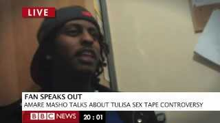 bbc news tulisa sex tape scandal what the fans think original