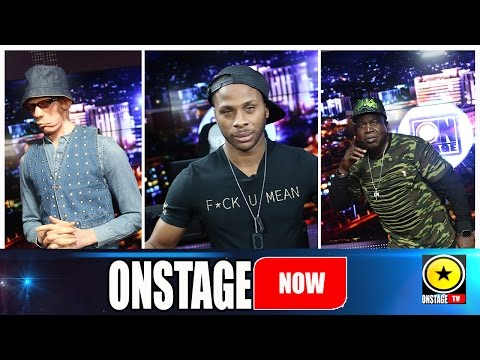 Dexta Daps Yellow Man Barrington Levy - Onstage March 25 2017 Full Show
