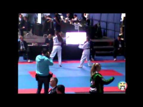Gelfan Sofia vs Yanovich Hanna, WC 2016