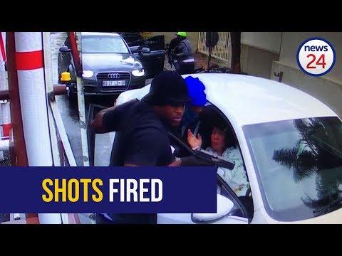 WATCH: Shots fired