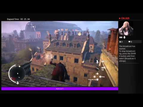 h4eafy's Live PS4 Broadcast - Charles Dickens - Terror of London playthrough