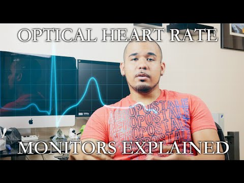 Optical Heart Rate Monitors Explained