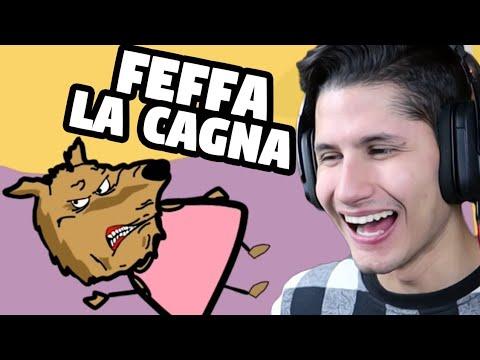 FEFFA LA CAGNA  - La Vacanza  | Reaction Los Amigos