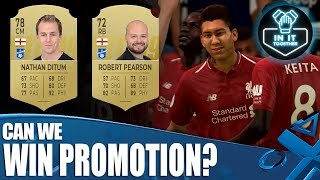 FIFA 19 Seasons - Can We Win Promotion?