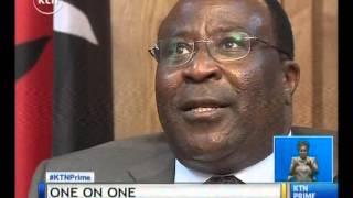 Senate Speaker Ekwe Ethuro's take on security laws