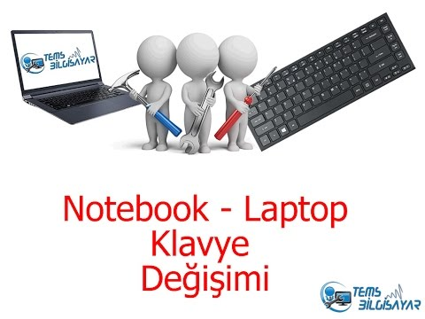 Notebook Klavye Değişimi - Grunding 1450 Klavye Değişimi - Notebook Tamiri