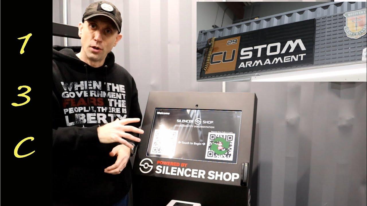 SID Kiosk - Silencer buying made easy