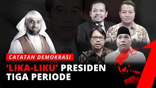 [FULL] 'Lika-Liku' Presiden Tiga Periode   Catatan Demokrasi tvOne