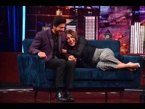 Shahrukh Khan and Anushka Sharma on Yaaron Ki Baraat | Filmibeat
