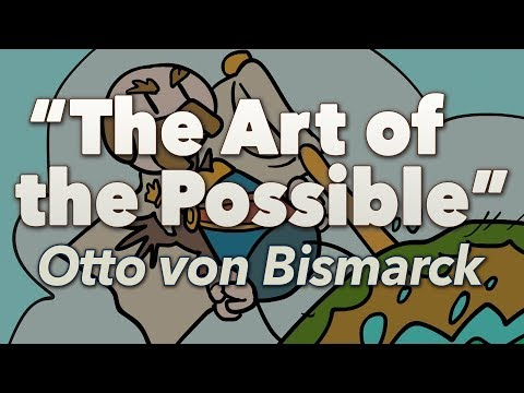 """♫ Otto von Bismarck: """"Art of the Possible"""" - Sean and Dean Kiner - Extra History"""