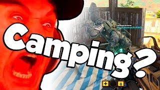 CAMPING? (Call of Duty: Black Ops 4)