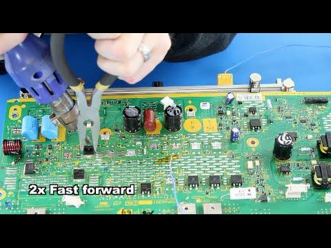 Panasonic Plasma TV Repair - TNPA5351 - SC Y Board Repair Kit