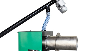 Пеллетная Горелка АРВ 50 кВт. Распаковка и Обзор