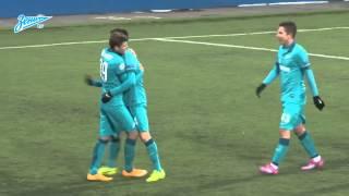 Роскошный гол Скопинцева в ворота «Бенфики» / Skopintsev amazing goal VS Benfica