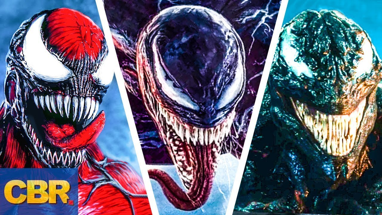 Download Every Marvel Symbiote Explained