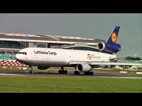 Rare movements at Dublin Airport - 2017
