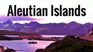 Aleutian Islands, Alaska - natural lanscape and wildlife